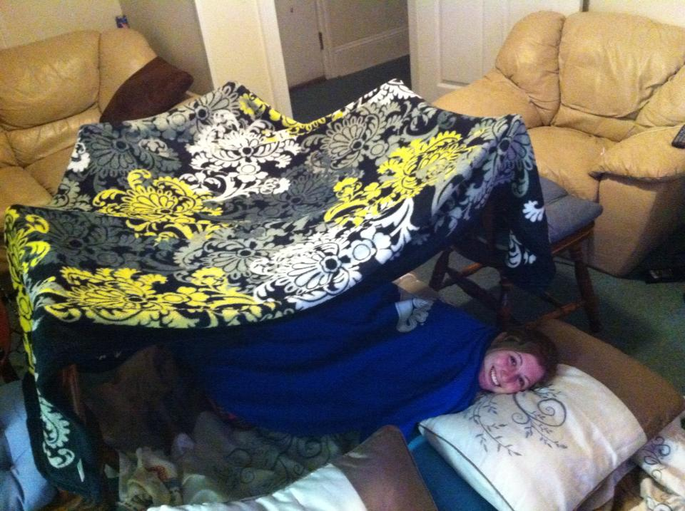 Pdf Blanket Fort Blueprints Diy Free Plans Download
